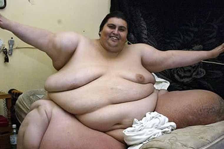 chicas jodidas más gordo