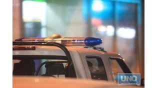Dos personas fueron baleadas en Paraná