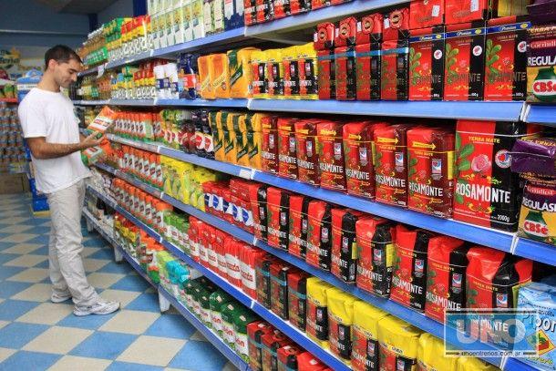 Los alimentos bajaron hasta 18% después de la quita del IVA