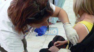 Vacunación. Autoridades sanitarias insisten en que los grupos de riesgo deben inmunizarse.  Foto UNO/Archivo ilustrativa
