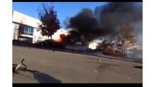 Difunden video del accidente de Paul Walker