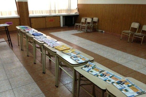 Se desarrolla con normalidad la votación de las elecciones primarias