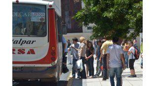 El 1º de mayo no habrá servicio de transporte urbano en Paraná