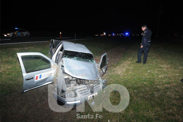 Dos mujeres murieron en un trágico accidente de tránsito en Santa Fe