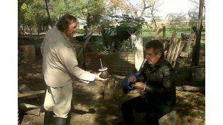 Susto para Urribarri: tuvo que aterrizar de emergencia en un campo