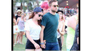 Kristen Stewart y Robert Pattinson se reencontraron en París