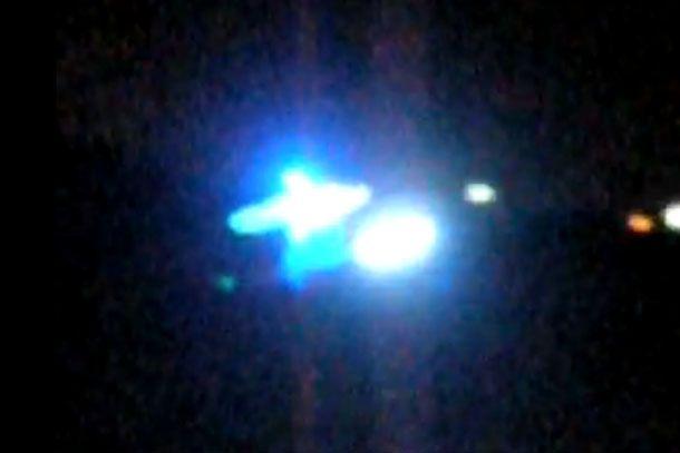 Extrañas luces causaron conmoción entre vecinos de Concordia