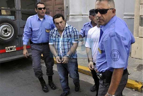 Sancionado. El condenado se quejó por las restricciones en el penal.