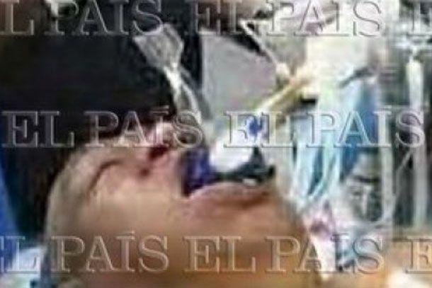 El diario El País confirmó que la foto de Chávez era falsa