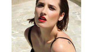Las sugestivas fotos de Flor Torrente