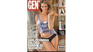 ¿Qué dicen los tatuajes de Guillermina Valdez?
