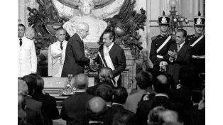 Se cumplen 29 años del triunfo de Alfonsín y del retorno a la democracia