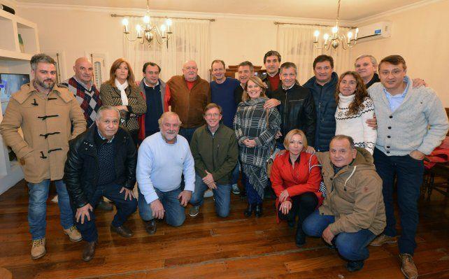 Bordet pidió a sus diputados construir consensos con la oposición y fijar metas comunes