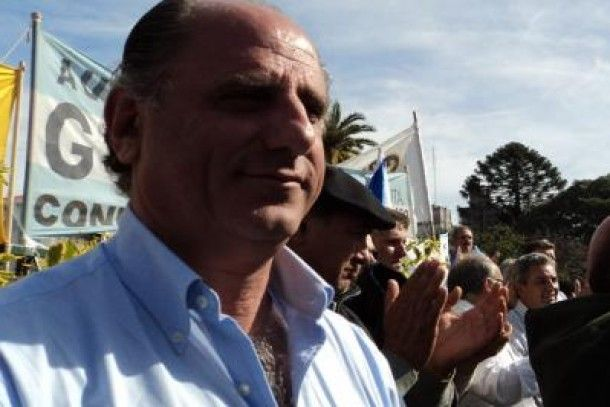 Jorge Chemes cuestionó la broma de la vicepresidenta sobre los silobolsas.