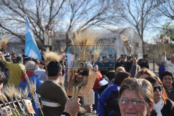 Este martes miles de fieles venerarán a San Cayetano, patrono del pan y del trabajo
