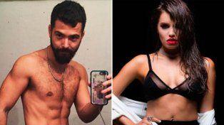 Nazareno Casero confirmó su romance con Lali
