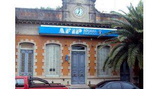 Aduana Paraná. Foto Internet