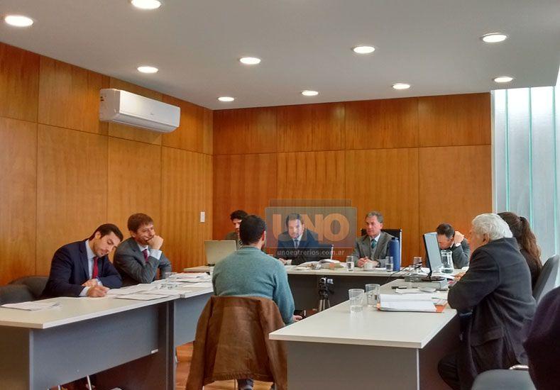Versiones. Los acusados dicen que fueron víctimas de agresiones; Kemmerer sostiene que lo apuñalaron por una nimiedad.  Foto UNO/Marcelo Medina