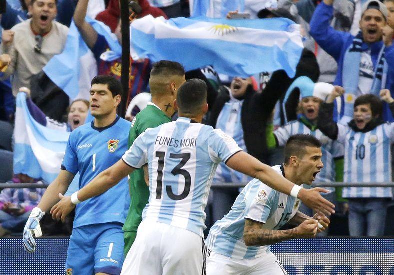Argentina ganó y piensa en Venezuela