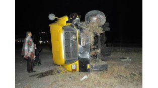 Grave accidente dejó dos personas fallecidas en la ruta 18, cerca de Villaguay