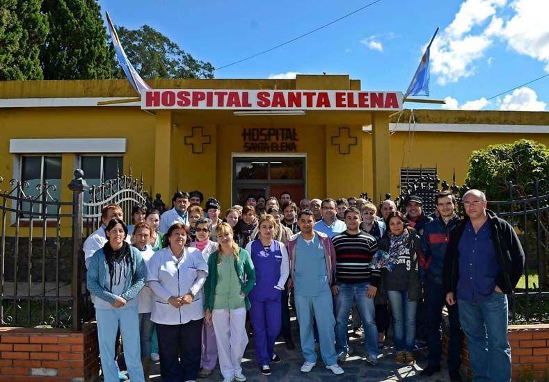 Ayuda. La campaña será la primera de otras acciones similares.    Foto: Gentileza Hospital de Santa Elena