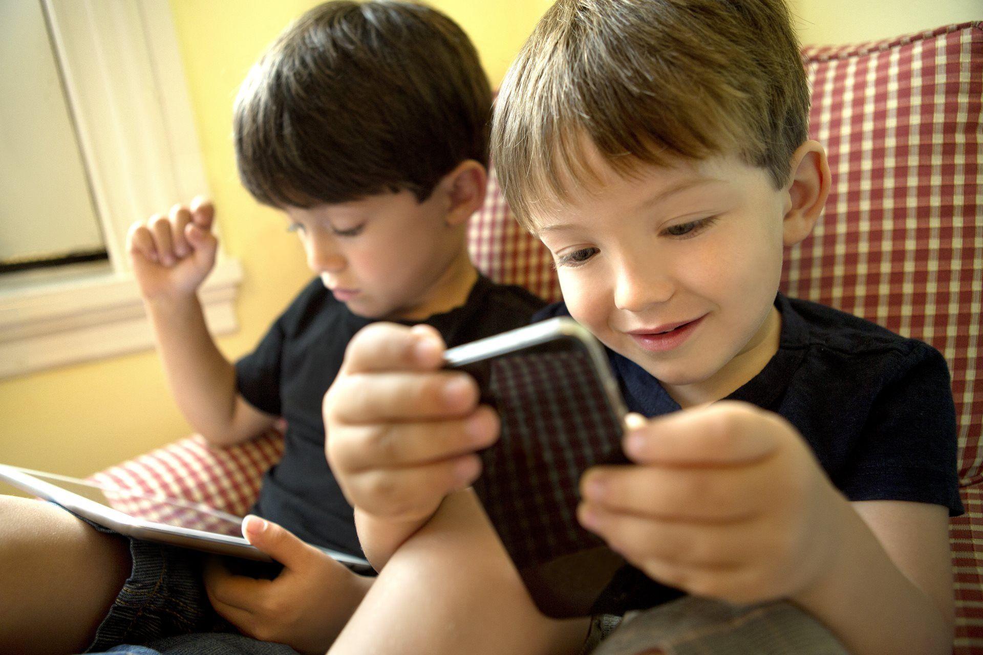 Las empresas desarrollaron aplicaciones para niños de dos a seis años. Foto www.cic.mx.