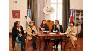 Coordinan las actividades para festejar el Bicentenario de la Independencia Argentina