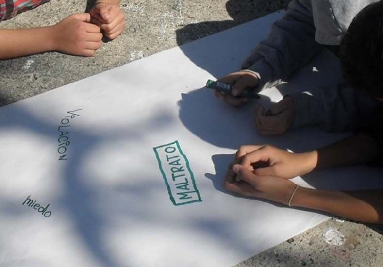 Estrategias. Trabajar y fortalecer la prevención en las escuelas se convierte en una necesidad.  Foto Ilustrativa