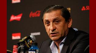 Ramón Díaz renunció a su cargo