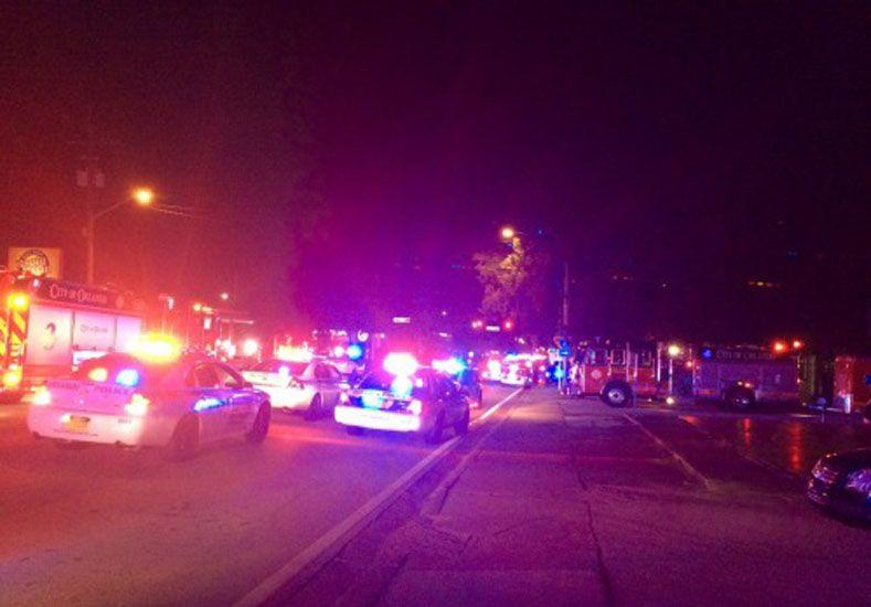 Asciende a 50 el número de muertos por la masacre en un bar gay de Orlando