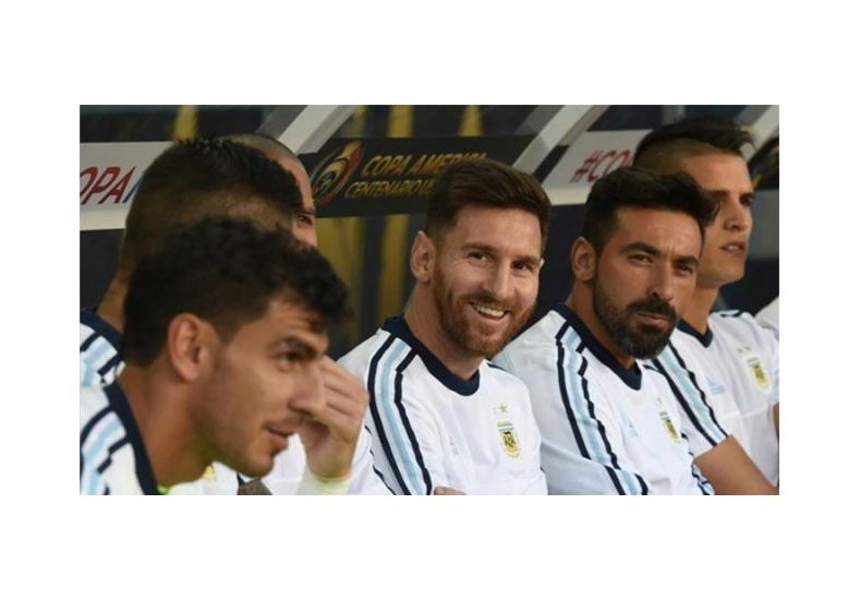 Así le respondió Messi a Maradona