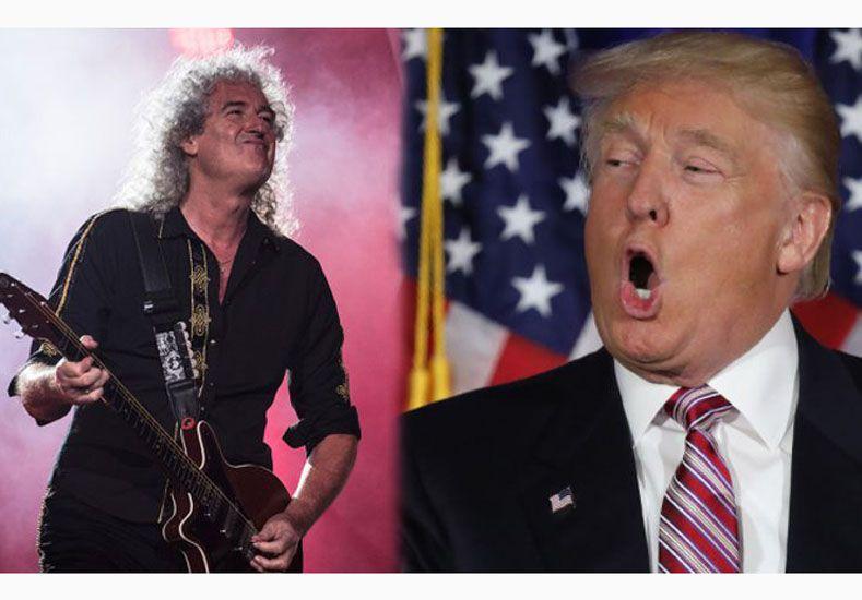 Queen exigió a Donald Trump que deje de usar su música