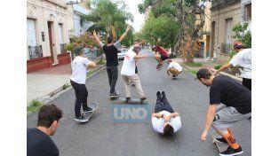 La pandilla de Sabor A Calle dejó una huella en Paraná