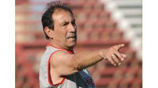 El entrenador estará nuevamente en el Lobo entrerriano.