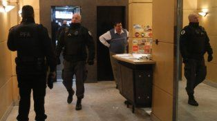 Bonadio allanó oficinas de Cristóbal López en la causa que investiga a Cristina