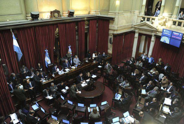 Diputados aprobó el pago a jubilados y el blanqueo de capitales
