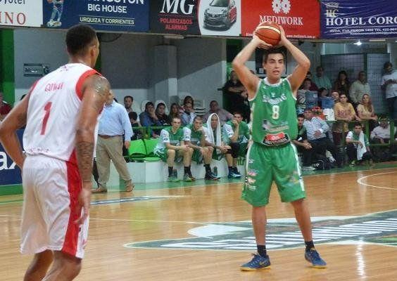En la pasada temporada el oriundo de Tafí Viejo disputó 47 partidos con la camiseta del Verde.