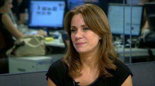 Nancy Dupláa: Estoy avergonzada, lo de López tiene los condimentos de lo obsceno