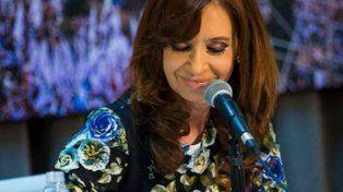 Cristina Fernandez habló de José Lopez