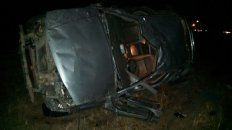El accidente ocurrió en cercanías de Seguí
