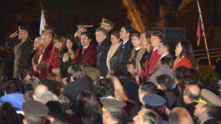 Macri encabezó en Salta el homenaje a Güemes