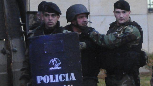 Suspendieron la indagatoria a José López porque los médicos le dieron reposo