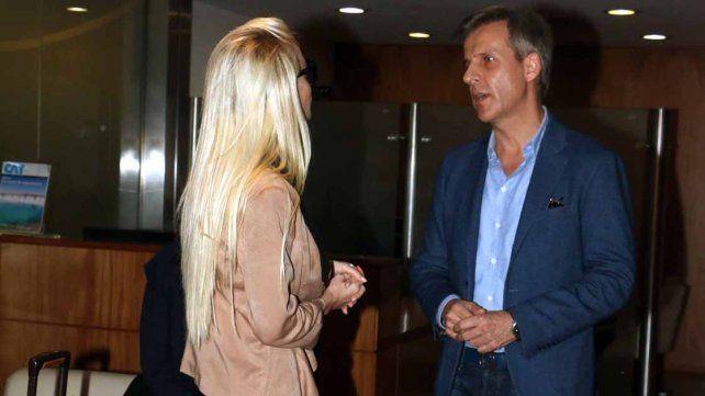 ¿Luciana Salazar en crisis con Redrado?