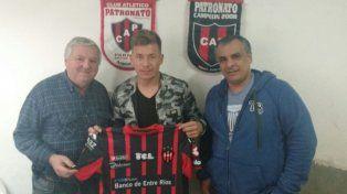 Patronato incorporó a Arnaldo González y renovaron Comas, Geminiani y Minetti