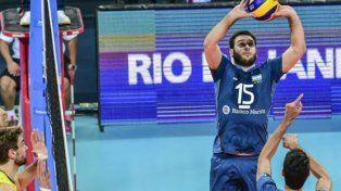 Argentina busca reponerse en la Liga Mundial