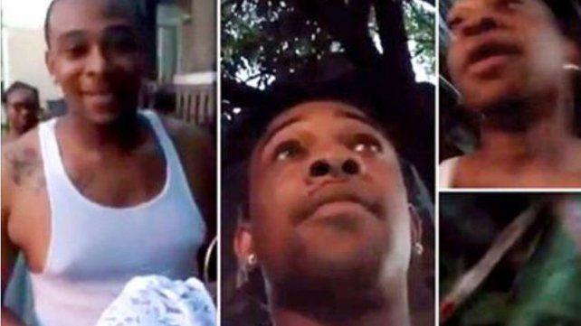 Transmitió su propio asesinato en Facebook