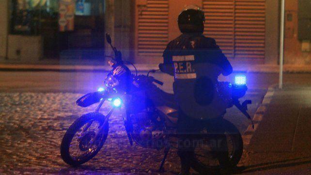 Detuvieron a un motochorro en Paraná