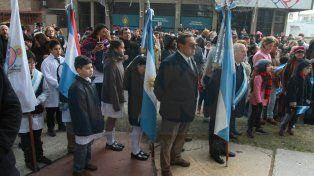 Varisco destacó la figura de Belgrano: Fue nuestro primer estadista