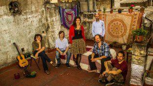 Estilo. El Fuego de la Semilla combina ritmos folclóricos y latinoamericanos con sonidos urbanos.