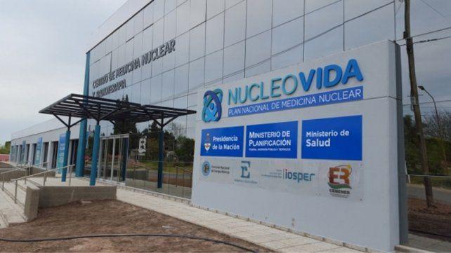 El lunes 27 comenzará a funcionar el Centro de Medicina Nuclear y Molecular